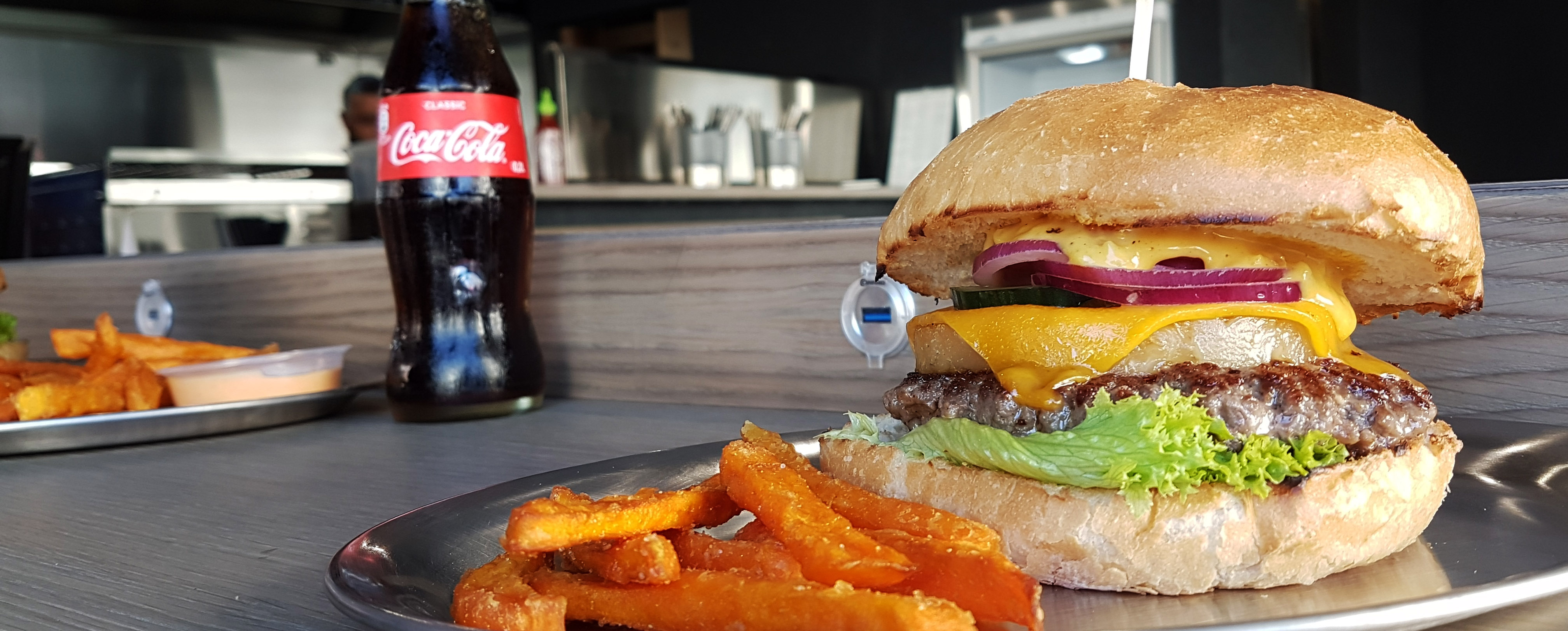 Neueröffnung: Dreck's Burger Hilden