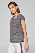 Print-Shirt mit Gummizugbund, 100% Baumwolle