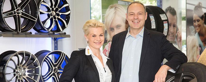Langenfelder Premio Reifen+Autoservice gibt Kunden 25 Gründe zum Jubeln