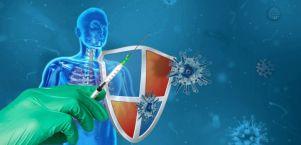 Impfen schützt vor CORONA! Impfen schützt vor Delta!