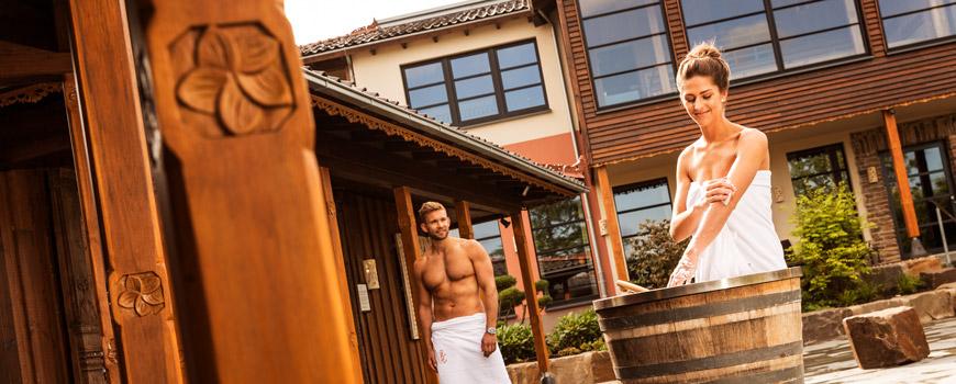 Wir verlosen zwei Tageskarten für den Tag der Sauna