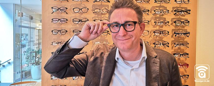 125 Jahre Optik Lindemann: Jubiläums-Kollektion Itter-Zwicker