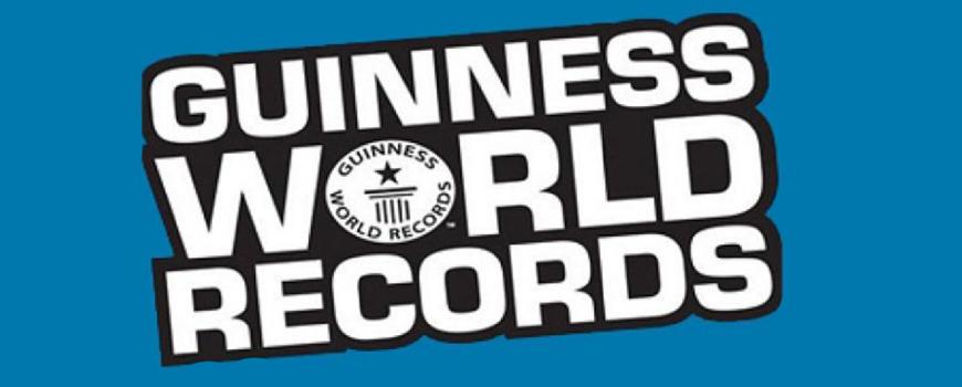 Guinness-Rekordversuch für Wohnmobil-Konvoi – Rüdiger Fossel war dabei