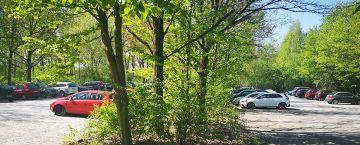 Wanderparkplatz am Elbsee wird saniert