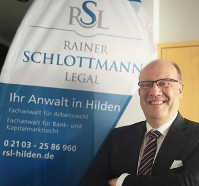 Rechtsanwalt Schlottmann Hilden Fachanwalt Erbrecht Arbeitsrecht Kapitalrecht