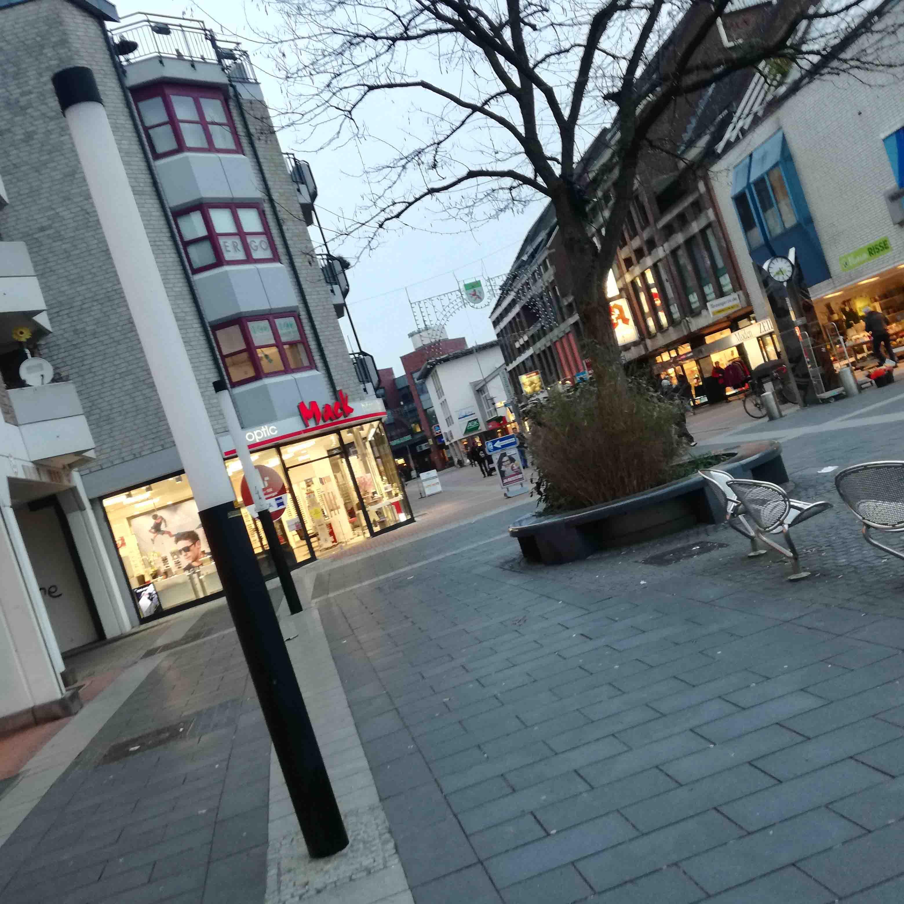 Zentrum Langenfeld
