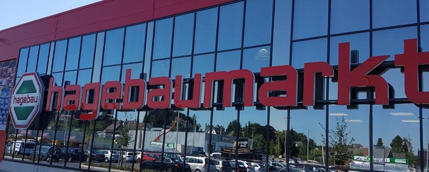 hagebaumarkt Haan: Wiedereröffnung an neuem Standort.