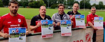 Fußball Camp beim SV Hilden Nord - Gemeinsames Sporterlebnis