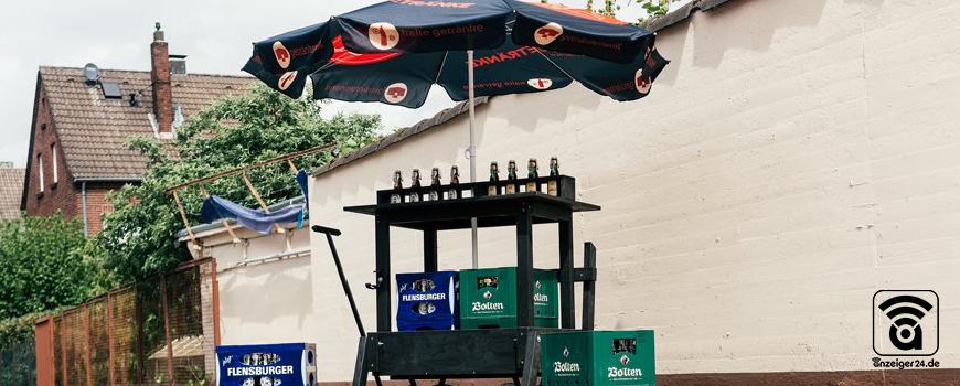 Der Bierbollerwagen