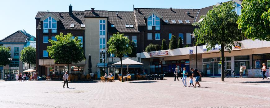 Hier findest du alle Geschäfte die der Leichlinger Marktplatz zu bieten hat.
