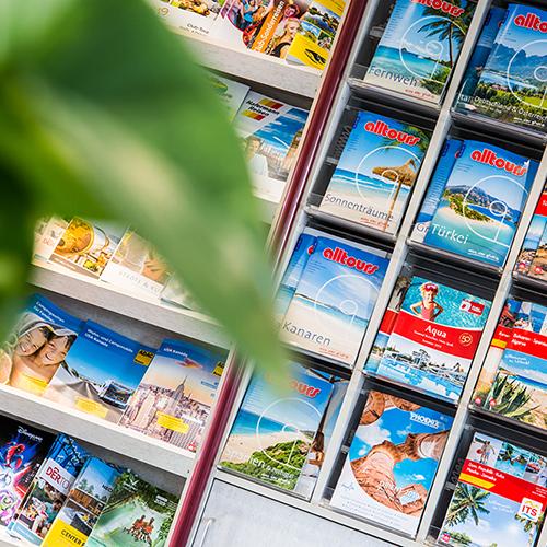 Pauschalreisen, Busreisen und mehr: CB Reiselounge Romemrskirchen