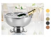Esmeyer Champagnerschale Edelstahl ca. 5l Fassungsvermögen