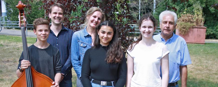 Jugend musiziert: Drei Langenfelder beim Bundeswettbewerb