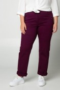 Jeans Mona, kürzer geschnitten, Glitzernieten