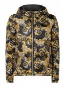 Versace Jeans Couture  Daunenjacke mit Wendefunktion  - Schwarz