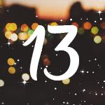 Adventskalender Nummer 13