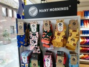 Many Morning Socks