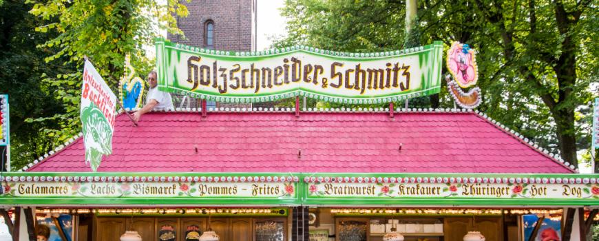 Holzschneider und Schmitz Schausteller Hilden