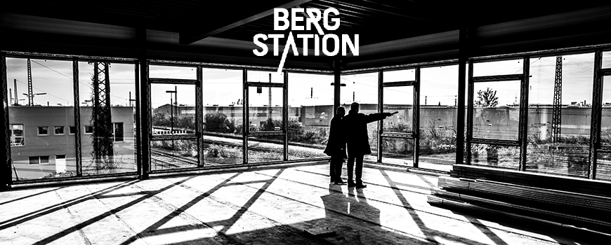 Bergstation in Hilden