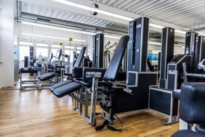 Kieser Training Hilden - Fitnessgeräte