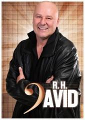 Schlagersänger R.H. DAVID