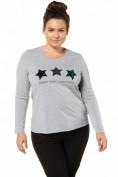 Shirt, Wendepailletten-Sterne, Classic