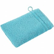 VOSSEN Waschhandschuh light azure