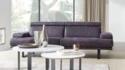Interliving Sofa Serie 4152 – Dreisitzer - Ledercouch