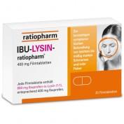 IBU-LYSIN-ratiopharm® 400 mg