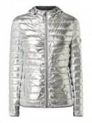 Frieda & Freddies  Wendejacke mit UV-Schutz - atmungsaktiv - Silber