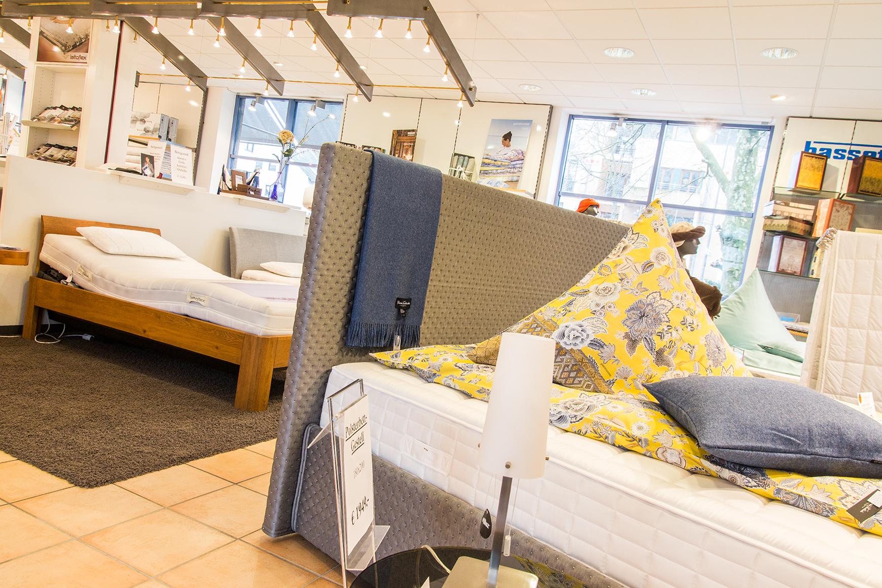 ber uns das bett kuckenberg bettengesch ft langenfeld. Black Bedroom Furniture Sets. Home Design Ideas