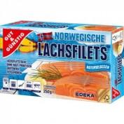 GUT & GÜNSTIG - Norwegische Lachsfilets
