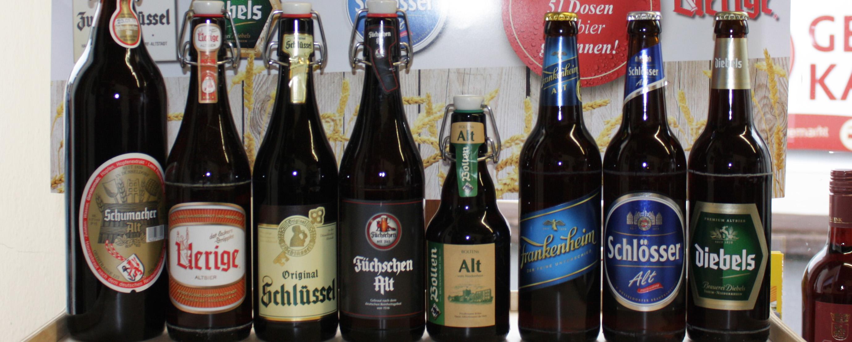 """Römer Getränke: """"Altbier des Jahres"""" gesucht"""