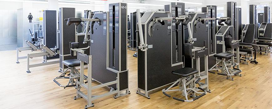 Kieser Training Hilden: Sicheres Rückentraining dank modernster Technologie