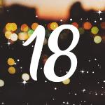 Adventskalender Nummer 18