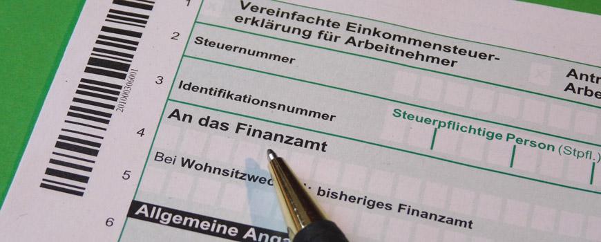 Steuerring Hilden: Wir machen Deine Einkommenssteuererklärung