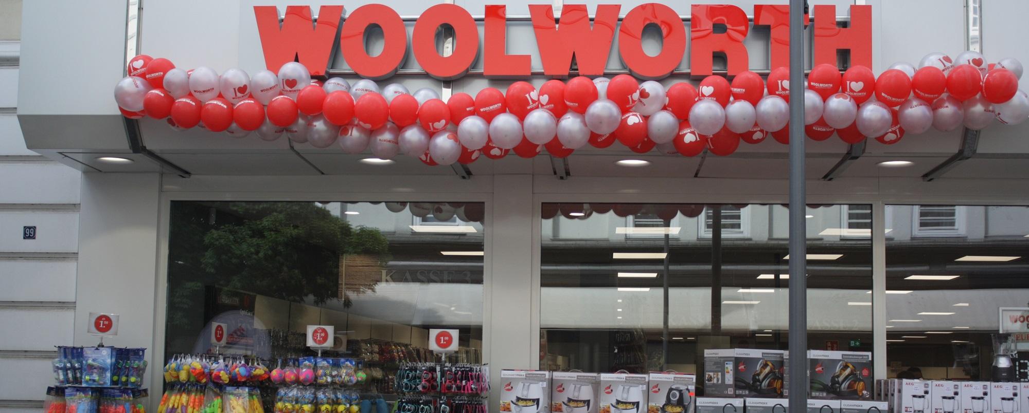 Woolworth folgt auf Strauss