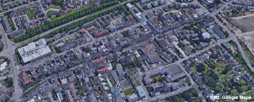 Einkaufen in Dormagen: Die Innenstadt (Kölner Straße)