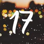 Adventskalender Nummer 17