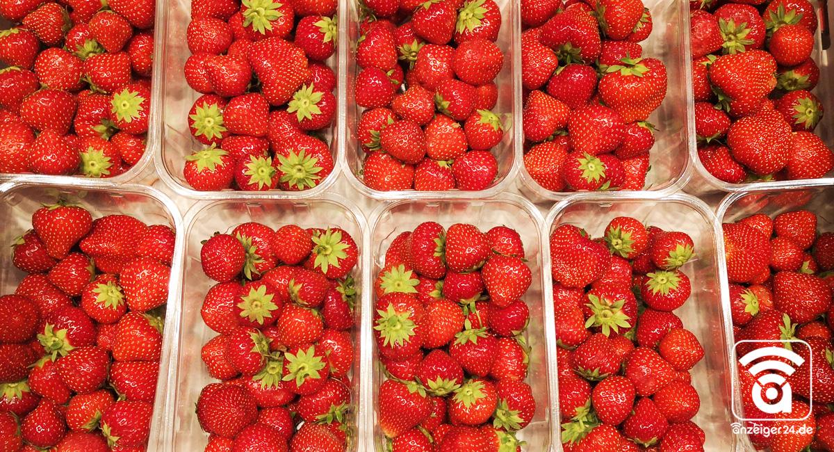 Selgros-Hilden-Obst-Gemuese-Erdbeere