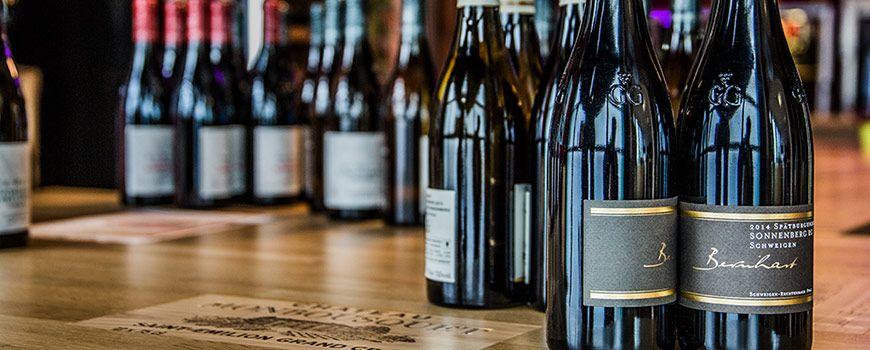 Im Wine Trader findet jeder Weinliebhaber die richtige Flasche