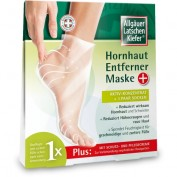 Allgäuer Latschenkiefer Hornhaut Entferner Maske Plus