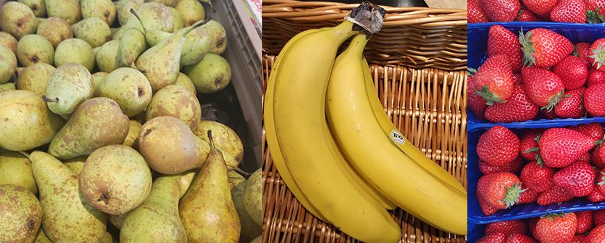 Wie lagere ich Obst richtig?