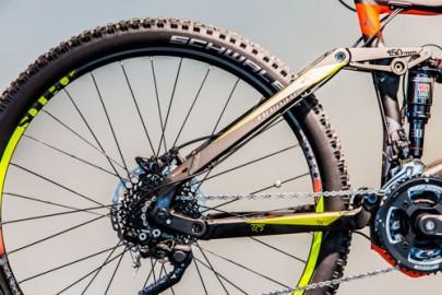 Mountainbikes bei 2Rad Lampenscherf