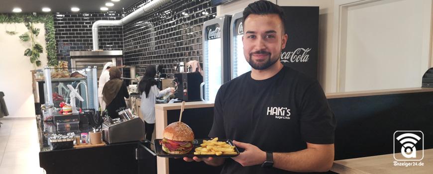 Haki's Burger & Pide: Frisches Fleisch – bester Geschmack