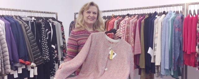 Die Boutique Maria Vikuna in Langenfeld setzt auf nachhaltige Mode