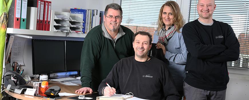 Kimotec ist ihr Fachmann für Garagentore und Industrietore in Hilden und Umgebung