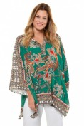 Tunika, Paisley-Design, Oversized, selection