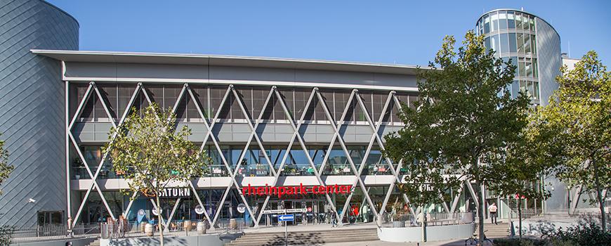 Einkaufen in Neuss: Rheinpark-Center