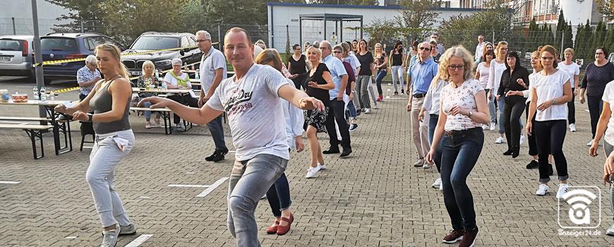 Line Dance lernen in Hilden - Ein Tanz für alle und mit allen